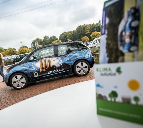 E-Mobilität für das Zweitauto