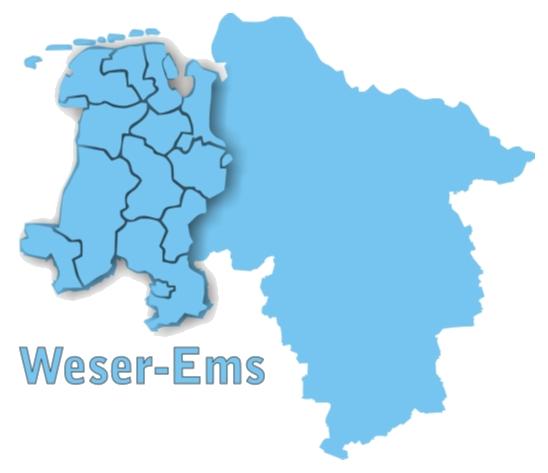 Logo Weser Ems